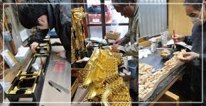 蒲郡仏壇 伝統に裏打ちされた信頼の技術